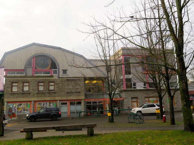 AU building