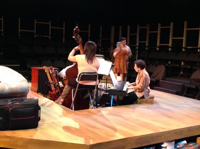 snapshots rehearsal
