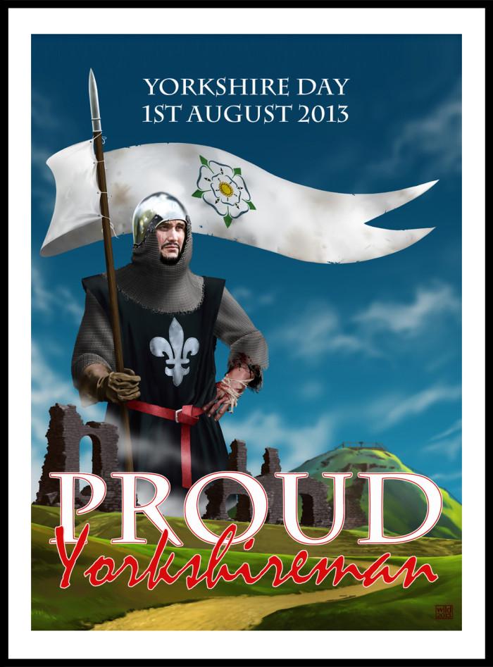 Proud Yorkshireman
