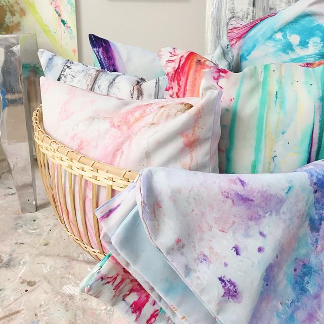 dana mooney pillows