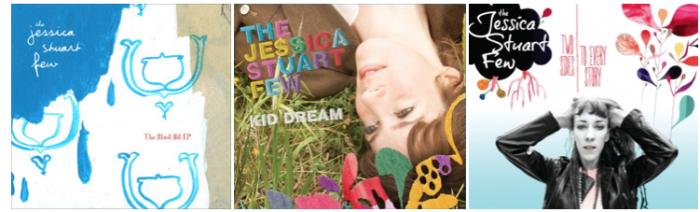jessica albums