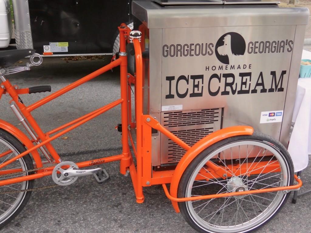 Georgia Ice Cream