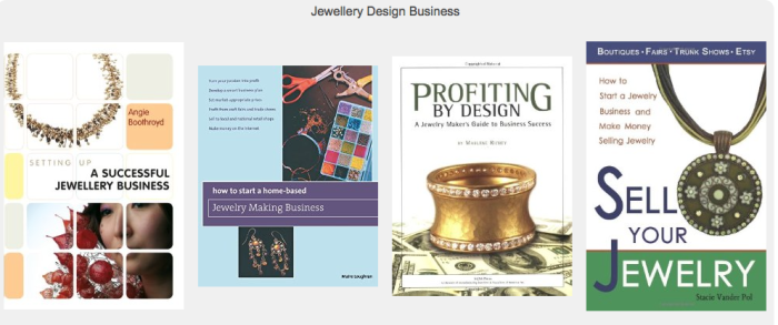 jewellery books