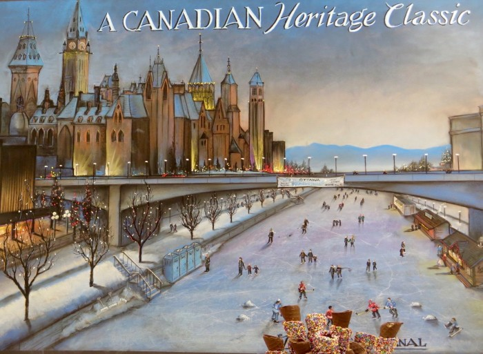 canadian heritage classic