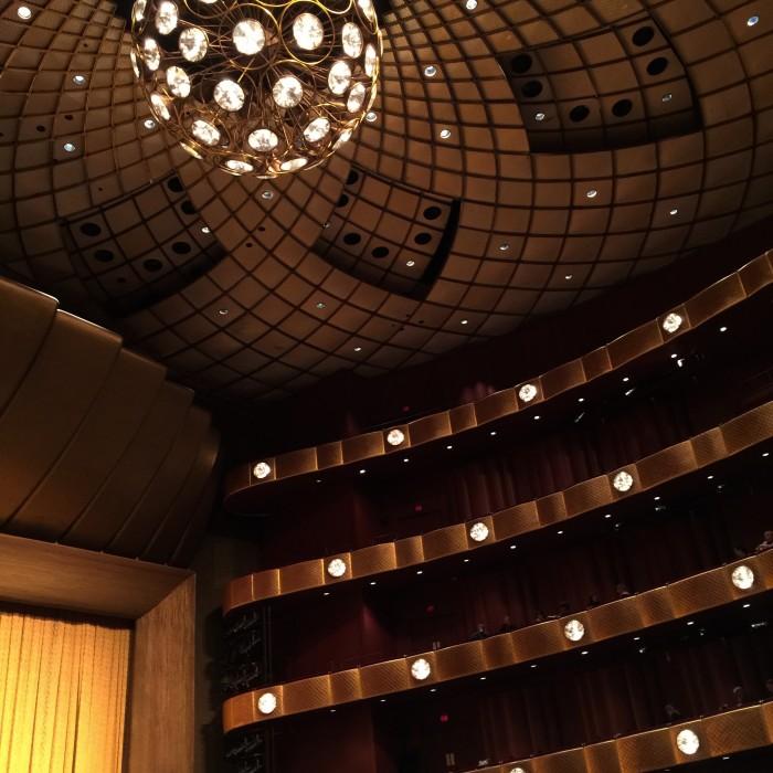 inside ballet