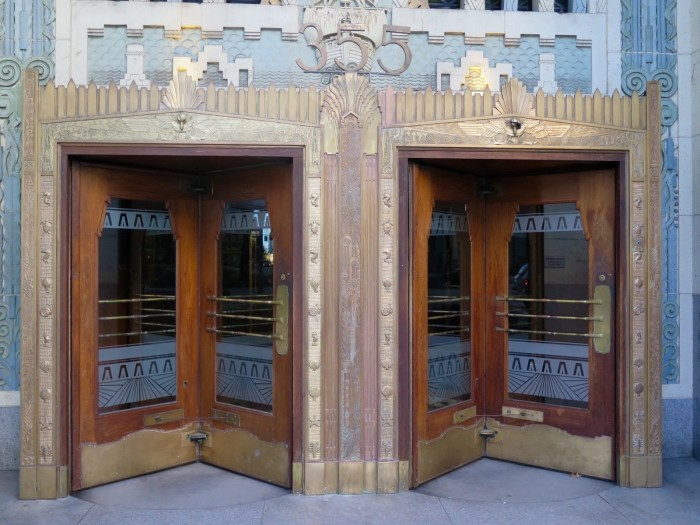 marine front doors