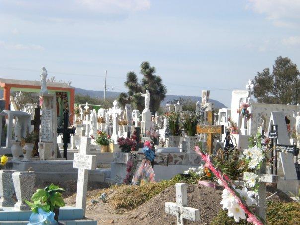 Guanajuato-cemetery
