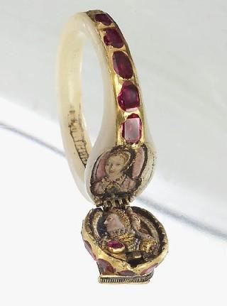 queen elizabeth's ring