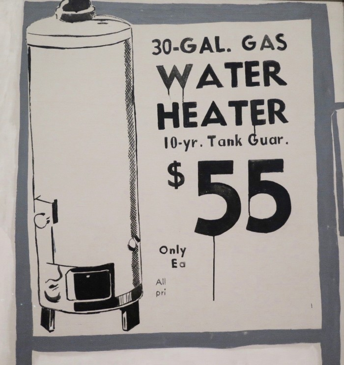 warhol water heater