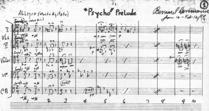 psycho-score