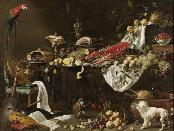 banquet-still-life